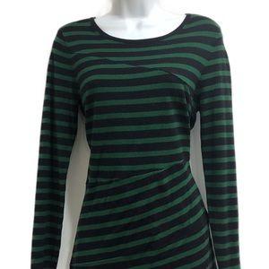 Michael Michael Kors green sweater dress size sz s